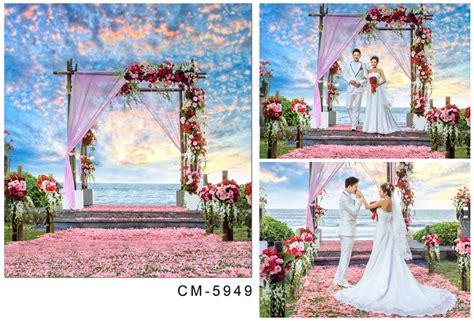 Wedding Gate Background by 6 5x10ft Custom Wedding Backgrounds Photography Backdrops