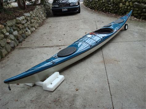 sectional kayak sectional sea kayak valley 2002 argonaut