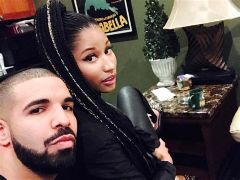 nicki minaj posts pic with drake on instagram amp that s