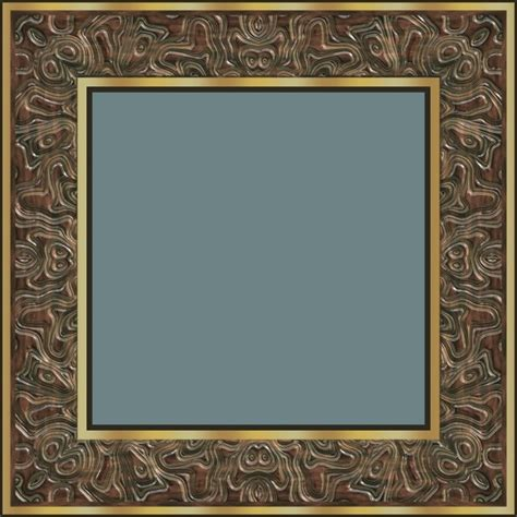 frame for pictures fancy frame version c free stock photo public domain