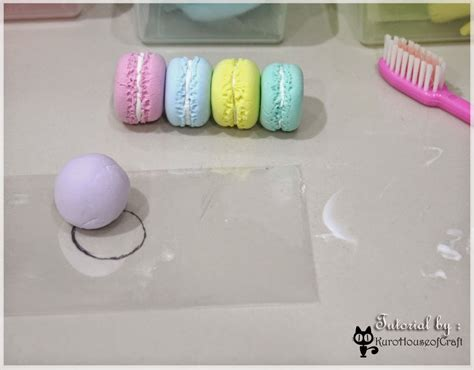 Cat Akrilik Warna Pink kurohouse of craft tutorial light weight clay