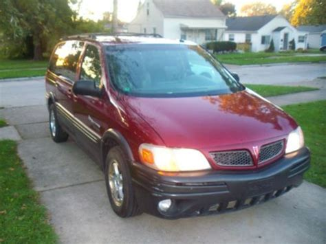 how to sell used cars 2003 pontiac montana user handbook sell used 2003 pontiac montana in dearborn heights michigan united states for us 2 700 00