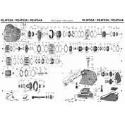 Transmission Repair Manuals RE4F03A  RE4F03B