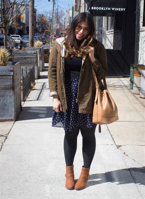 2 different ways to wear brown boots this springbroke and chic