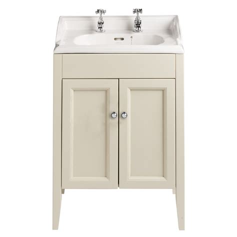 Classic vanity unit amp dorchester basin oyster buy online at bathroom city