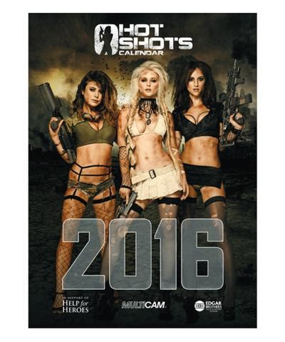 hot shots calendar 2017 b01mg68yts hot shots calendar 2017 a3 hotshots uk eu row calendar