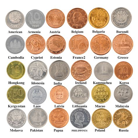 aliexpress coupon indonesia 30 coins collection set from different 30 countries fine