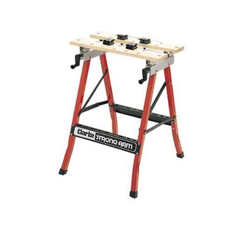 Clarke tools chronos cfb600 folding work bench