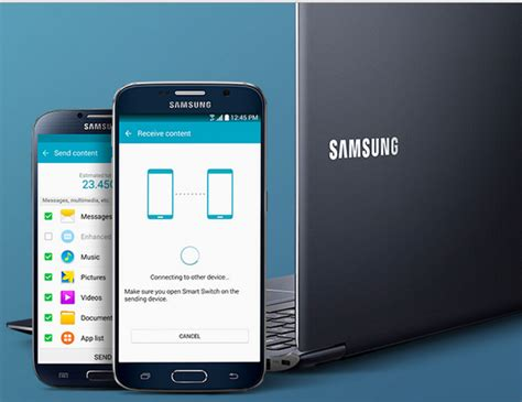 samsung recovery transfer back up and restore data for samsung galaxy through samsung