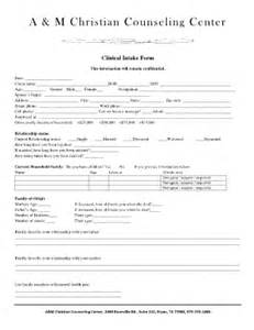 counseling intake form template intake form counseling fill printable