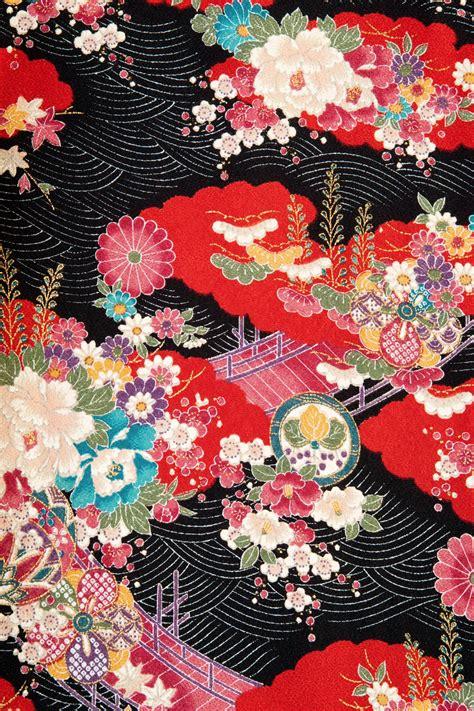 pattern of japanese kimono imprim 233 japonais pattern pinterest kimonos patterns