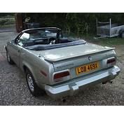 For Sale – ORIGINAL TRIUMPH TR8 36000 MILES RHD UK CAR