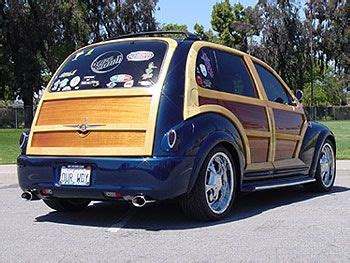 pt cruiser teardrop lights pteazer blue woody with tear drop lights cool pt