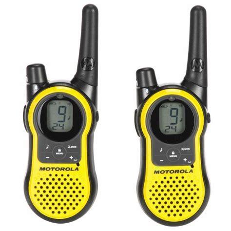 motorola mh230t motorola talkabout 174 mh230r 2 way radios 2 pack academy
