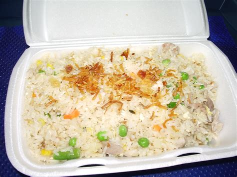 house fried rice gee taste good cafe menu 581 clarke rd