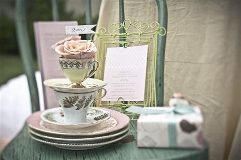 tea bridal shower idea pretty tea bridal shower inspiration the sweetest occasion