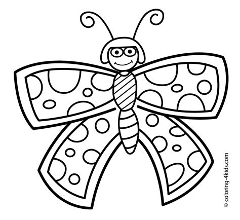 coloring page butterfly net free coloring pages of butterfly 40 coloring sheets