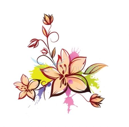 flower design pictures floral design clip art cliparts co