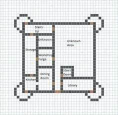 Blueprint minecraft house minecraft ideas minecraft blueprint