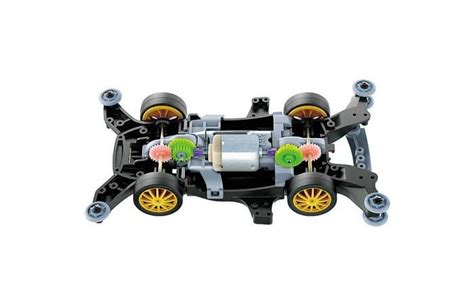 18643 Rise Emperor Ma Chassis mini 4 wd archives