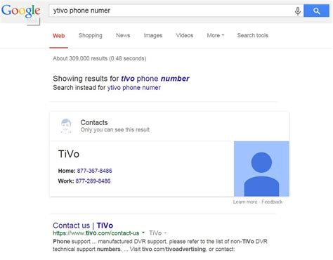 showing desk phone number now displaying personal phone numbers in search results