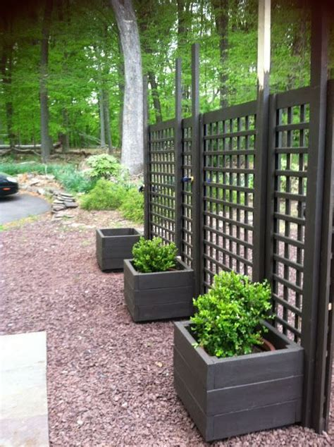 Portable Trellis Screen 37 Best Images About Portable Privacy Fences On