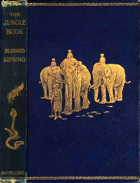 the of an elephant classic reprint books the jungle book