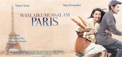 film romantis german wa alaikumussalam paris review film indonesia
