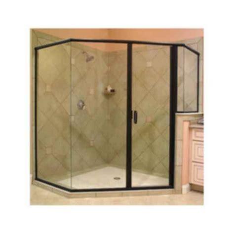Crystalline Hinge Semi Frameless Shower Door Modlar Com Southeastern Shower Doors