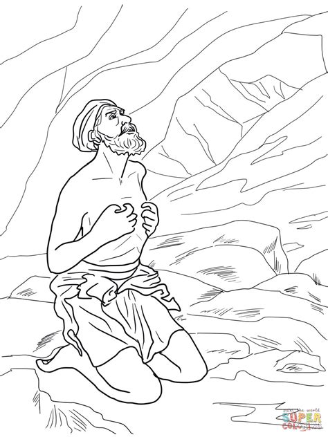 printable coloring pages for gideon gideon coloring page free coloring home