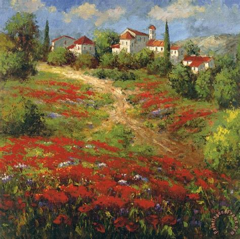 country paintings hulsey country ii painting country ii