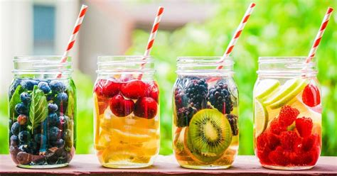 Tasty Detox Recipes by 10 Delicious Detox Water Recipes To Cleanse Your Entire