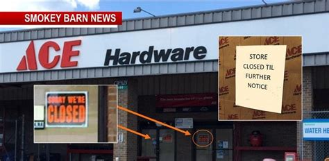 Lu Emergency Ace Hardware ace hardware corp releases statement on local closings
