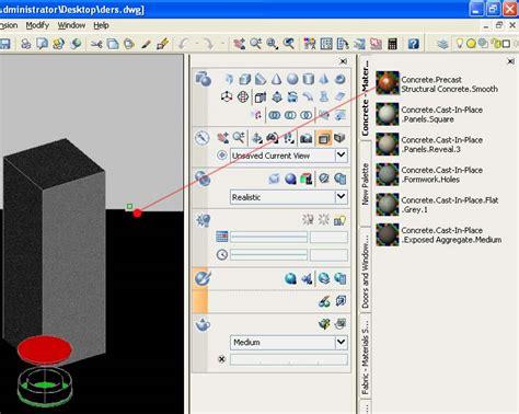 autocad 2007 tutorial malayalam autocad 2007 render tutorial autocad dersleri
