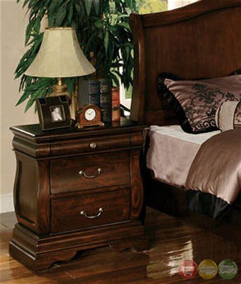 brunswick walnut platform bedroom set with slat kit