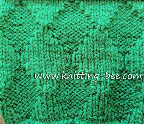 purl and knit stitch knit and purl free knitting stitch pattern