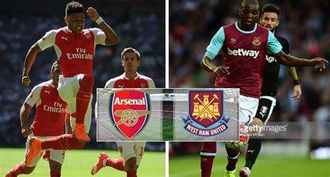 arsenal west ham highlights arsenal 0 2 west ham highlights 2015 bbc motd longer video