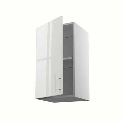meuble cuisine hauteur 70 cm meuble de cuisine haut blanc 1 porte h 70 x l 40 x p 35 cm leroy merlin