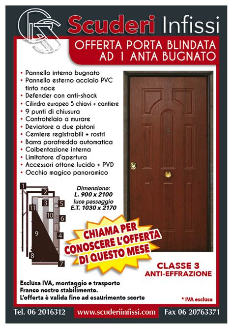 porte blindate in offerta stunning porte blindate in offerta images