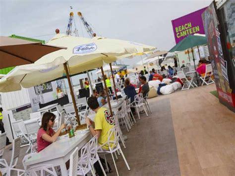 etisalat beach canteen    dubai uae