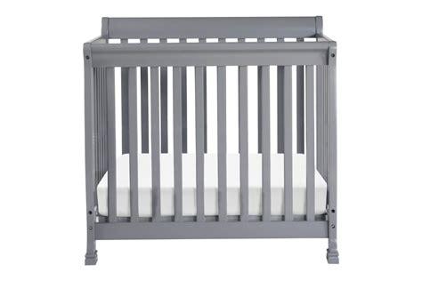 Grey Mini Crib Davinci Kalani Mini Crib Grey N Cribs
