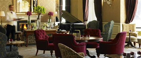 Saddle Room Bar by Dining At The Shelbourne Restaurants Dublin City Centre