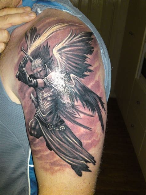half sleeve tattoos for men 3d bird half sleeve modern tattoos for design idea