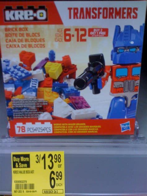 Brick Sy 951 Transformer Optimus Prime 2 In 1 Lego Figure Murah new g1 optimus prime kre o cube at walgreen s tfw2005 the 2005 boards