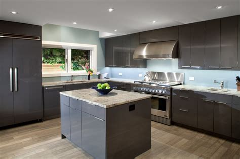 garden house kitchen modern kitchen vancouver by