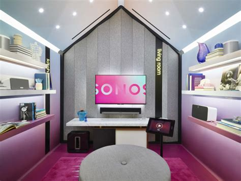 sonos rooms sonos opens their retail store in soho design milk