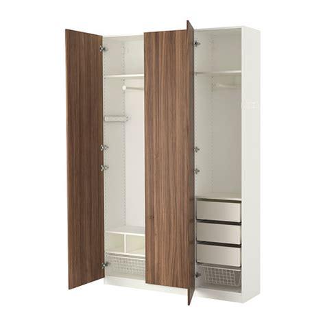 pax wardrobe standard hinges 150x38x236 cm ikea