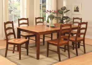 cortina rectangular table dining room set