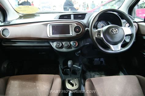 Toyota Vitz 2011 Interior by 2011 Toyota Vitz In Japan Exclusive
