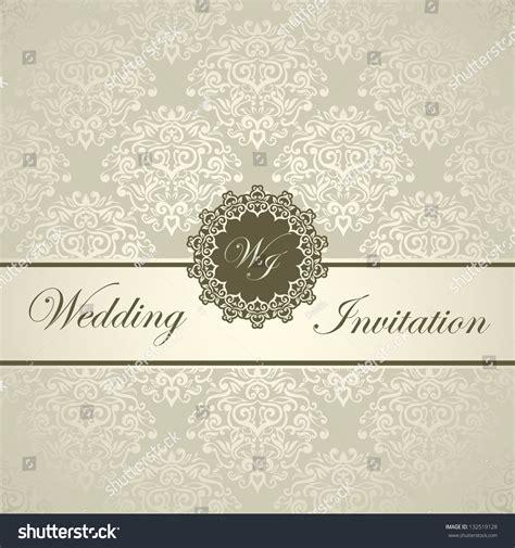 Background Wedding Card